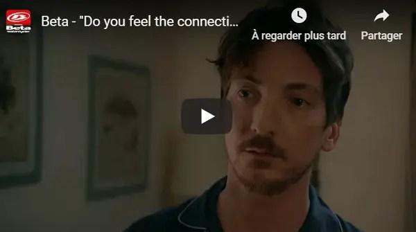 Beta sort une jolie publicité en vidéo !