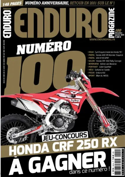 Enduro Magazine n°100