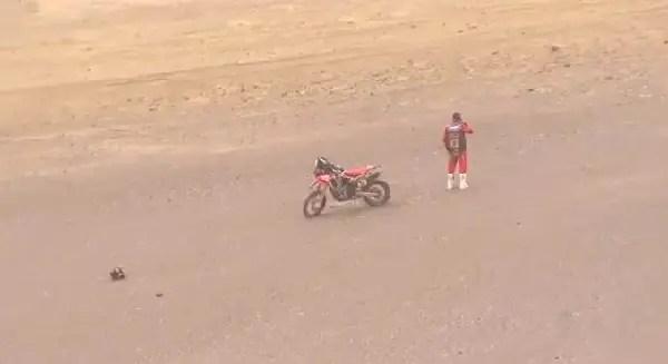 Dakar étape 8 : le monde s'écroule sur Brabec…