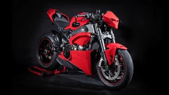 streetfighter Ducati Panigale V4