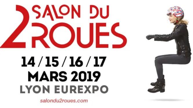 Salon du 2 roues Lyon 2019