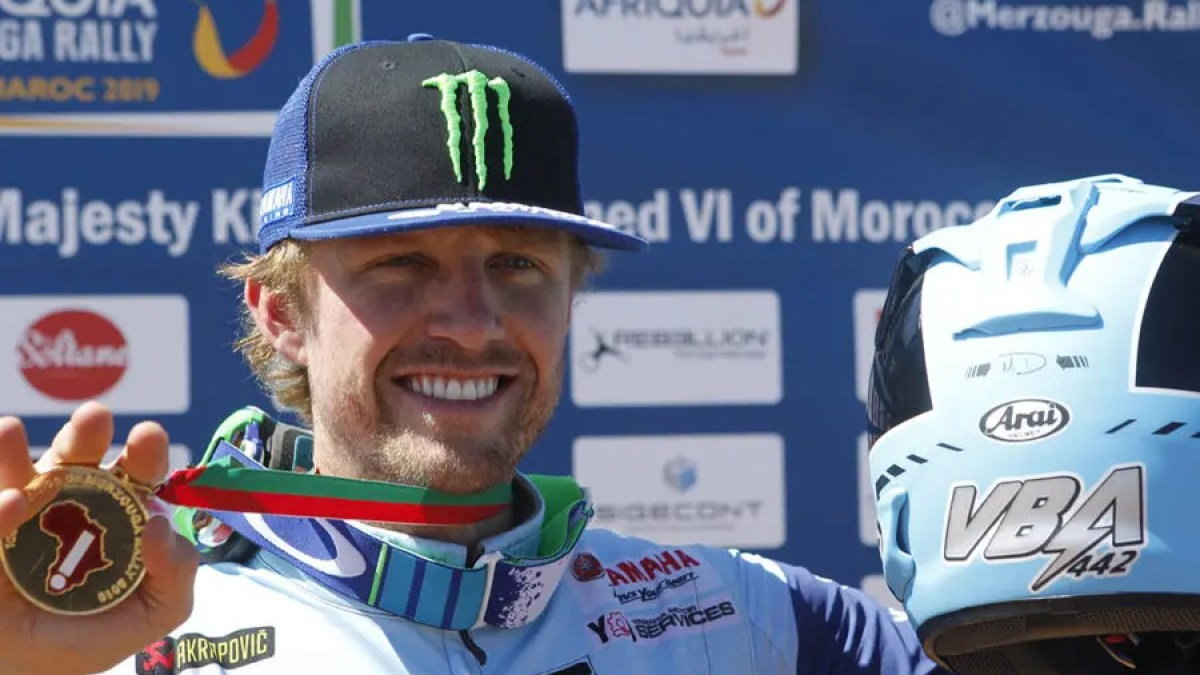 Première victoire pour Adrien van Beveren !