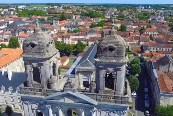 Le championnat de France reprend ses droits à Saint Jean d'Angély (17)