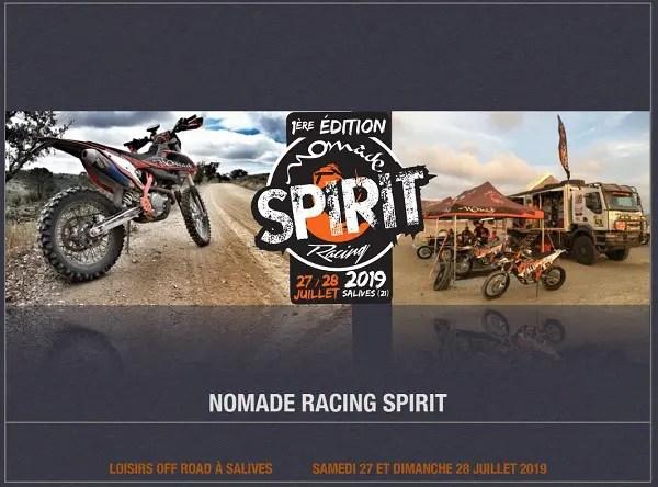 Le 1er Nomade Racing Spirit, 27/28 juillet à Salives (21)