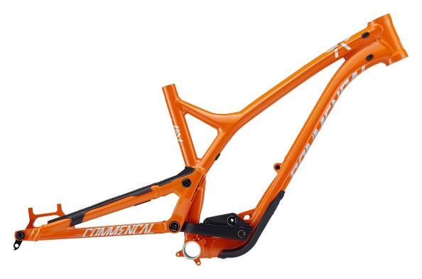 Supreme Sx Frame Orange