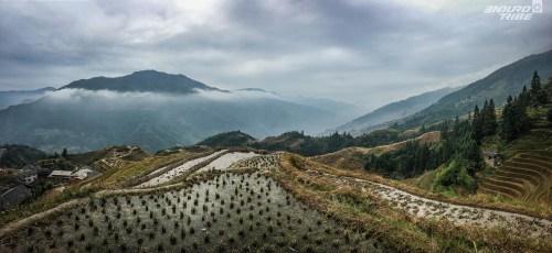 Les terrasses de Longji sont connues dans toute la Chine.