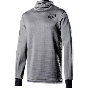 Plus discrètement la gamme s'étoffe aussi avec un sous maillot thermique (isolé Polartec Power Grid et coupe vent) à capuche. C'est le Defend Thermo Hooded - 130 € et 2 coloris