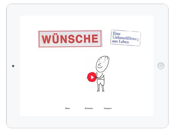 """eine schöne Geschichte über das Leben: die Kinderbuch App """"Ich warte"""""""