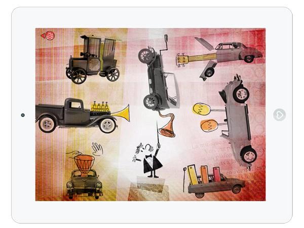Kreative Mini Game Spiele App für Kinder