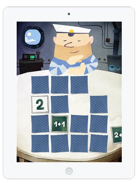 Kinder App Memory Spiel