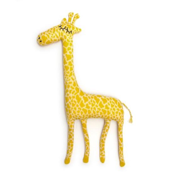 Handgemachte Stoff Giraffe von Saracarr