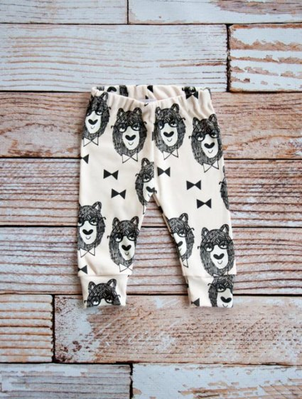 Baby Bärchen Leggings von hold you me