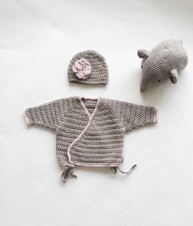 Handgestrickte Babykleidung von Berlin Baby