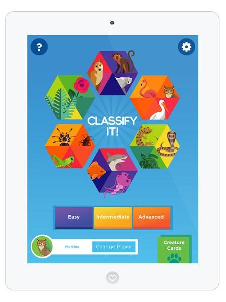 Kostenlose Lern und Spiele App über Biologie