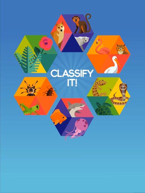 Kinder Lern und Spiele App über Biologie