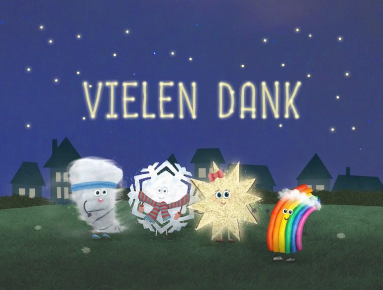 Rudi Regenbogen Kinder-App auf Kickstarter