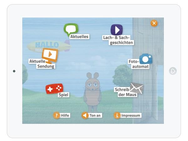 Sendung mit der Maus kostenlose Kinder App