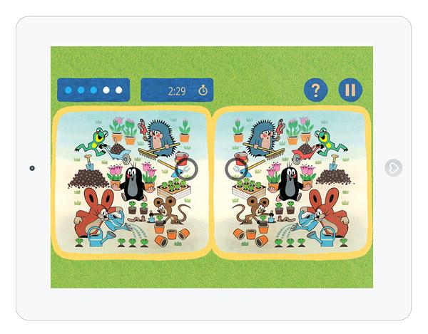 Suchbild Apps für Kleinkinder