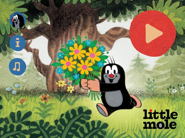 Der kleine Maulwurf: tolle Mini-Spiele-Apps für Kleinkinder