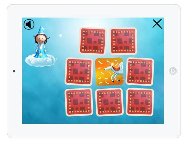 Kinder Lern App mit Minispielen für Grundschulkinder