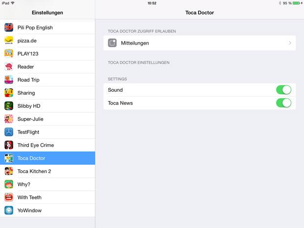 das iPad kindersicher machen