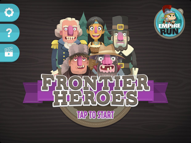 Amerikanische Geschichte Lernen – Spiele App für ältere Kinder