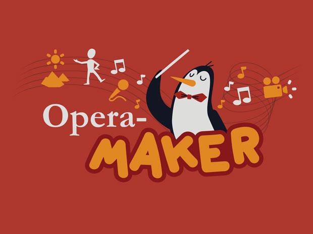 Kinder App Oper inszenieren für Grundschulkinder gratis