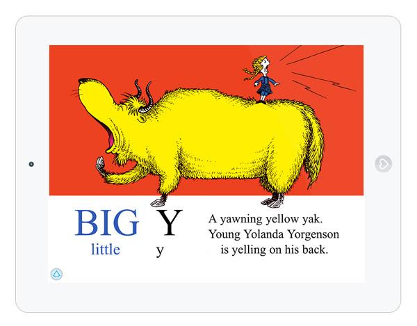 Buchstaben lernen für ältere Kinder in Reimform