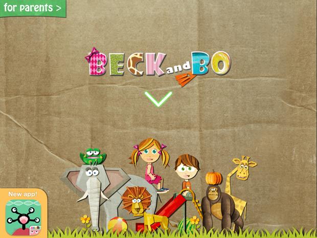 Kinder Lern App für Englisch Einsteiger