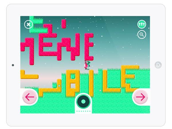 Fantasievolle Welten erschaffen und erkunden in dieser Kinderspiele App