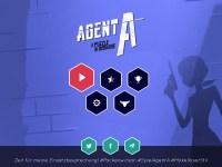 Agent spielen in der Rästel App für ältere Kinder und Erwachsene