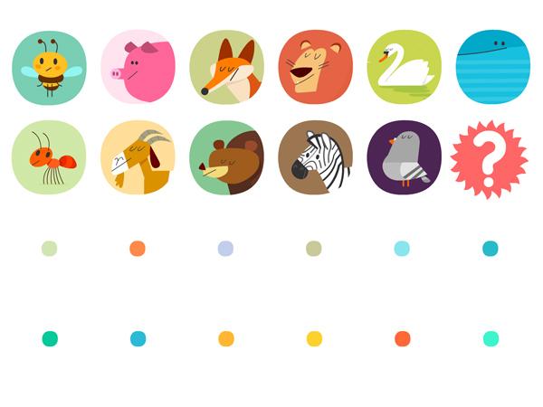 Putzige Englisch Lern App für Grundschulkinder