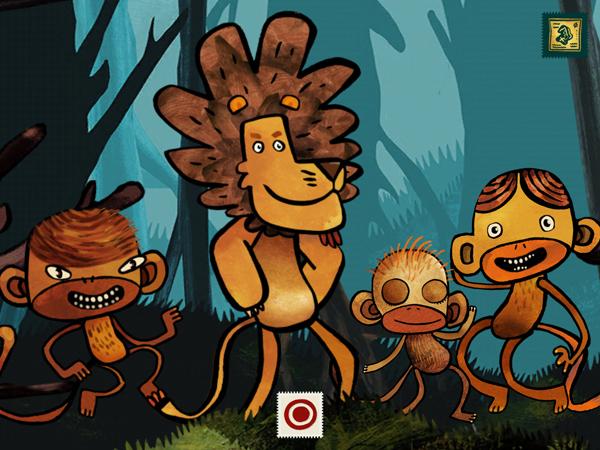 Der Löwe –ein Lese- und Schreibabenteuer: schöne Lern App für Schulkinder