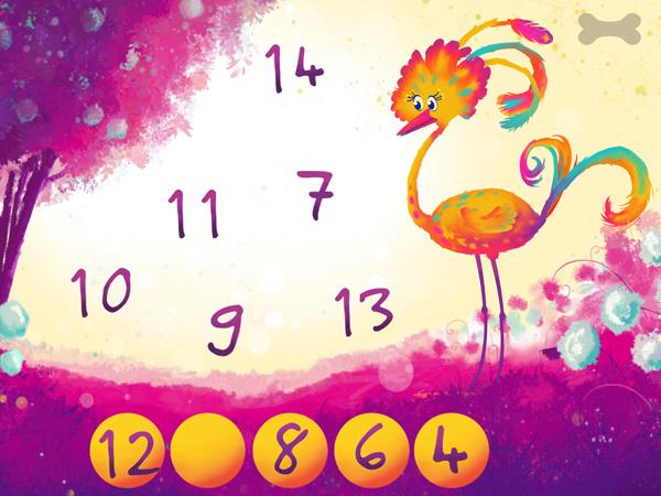 Kinder Mathe App für ältere Kinder