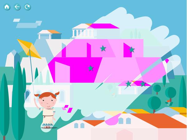 Gute Lern App für die Grundschule über geometrische Formen