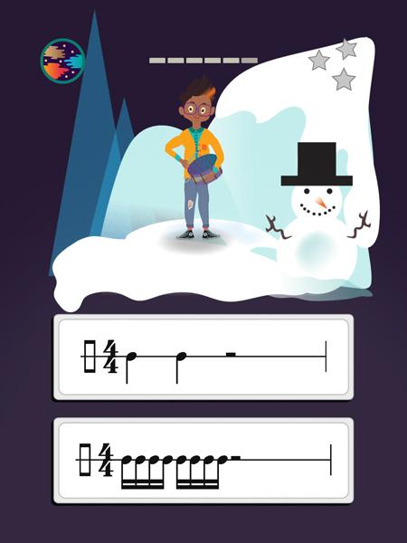 Kostenlose Kinder App zum Musik Lernen
