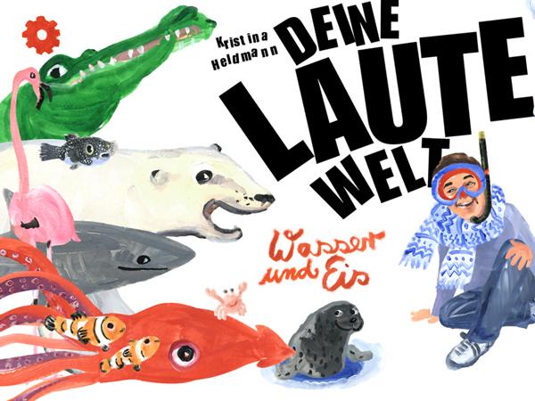 Lehrreiche und sinnvolle Kinderapp über Meerestiere