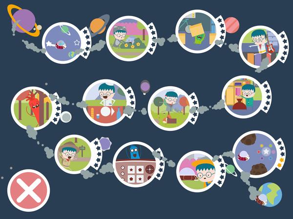 Unterhaltsame Gratis-App für Kinder fürs iPad