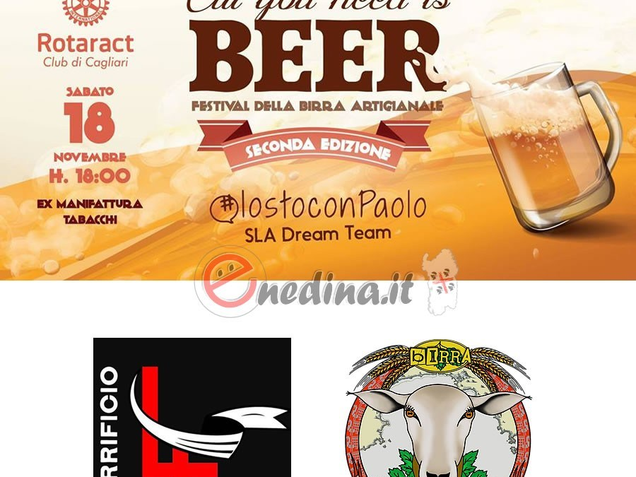 All you need is beer e #iostoconpaolo: insieme contro la SLA