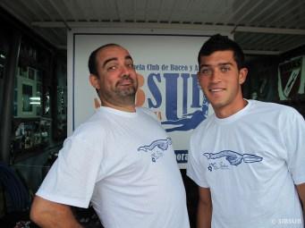Sacha Lobenstein & JosŽ Daniel Caraballo Grillo