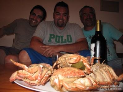 20110217 2143 - Adrián, El Bajón