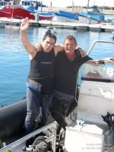 20110219 1144 - Adrián, Paco, Punta Restinga