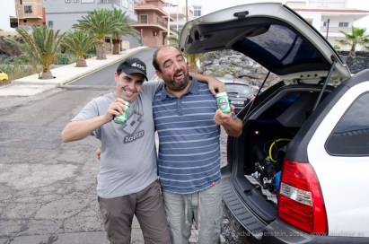 20110528 1102 - Adrián, Las Eras, Sacha - Buceadores