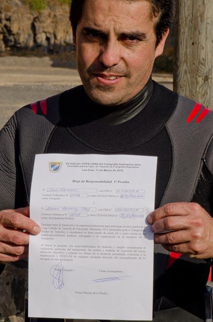 Primera de las pruebas para el Insular 2012 (Copa Cabildo)