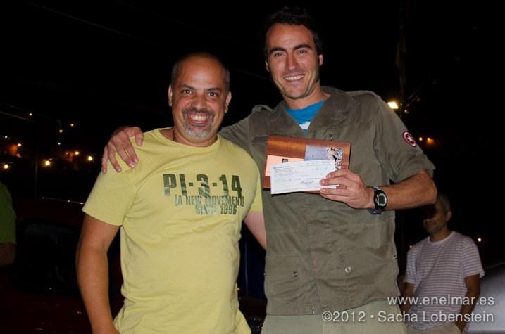 20120721 2206 - enelmar.es - Iker, Javi Malacologo