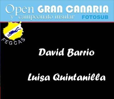 David Barrio y Luisa Quintanilla: 186 puntos