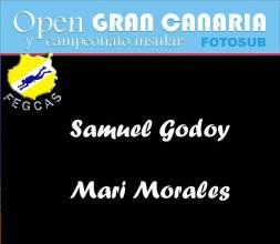 Samuel Godoy y Mari Erma Morales: 167 puntos