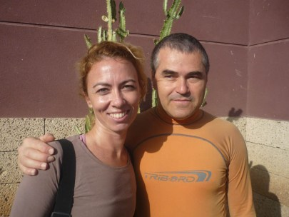 Carlos Borbonés Pérez y Ana Castillo Mateos