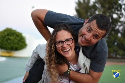 1 Jesús Yeray Delgado Dorta y Abigail Martín Hernández - 206 pts