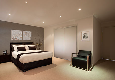 selecting led lighting in the bedroom | eneltec group